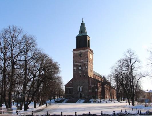 Domkyrkan - en profil i Åbo