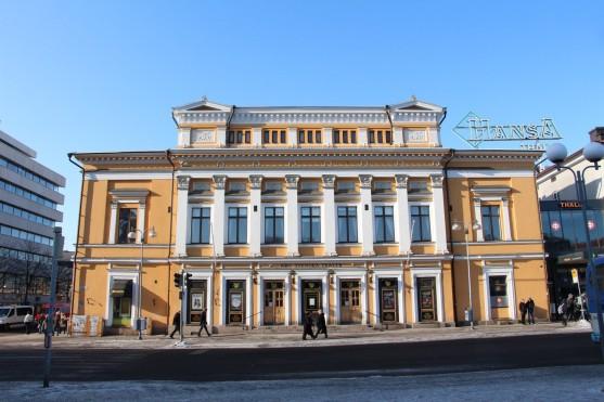 Åbo Svenska Teater - en känd kulturbärare i svensk-Finland