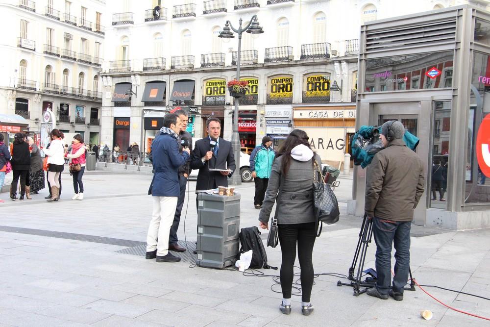 Atocha pj s byff fr n by till fe for Av puerta del sol
