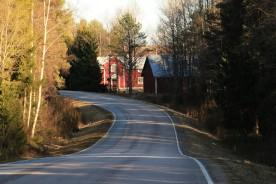 Alla vägar bär till byn...