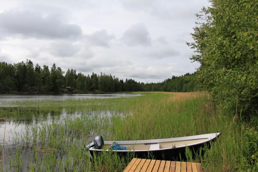 Starten i Långskärshamn