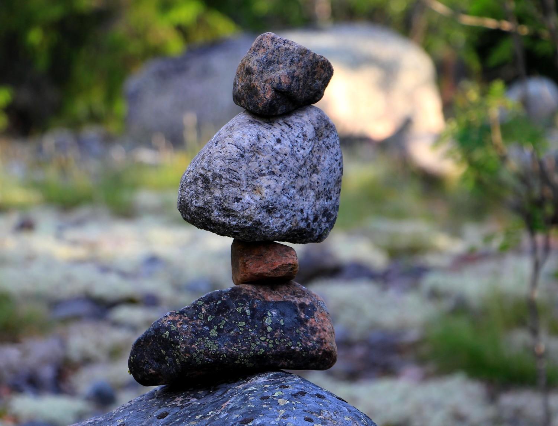 Stenar РPJ:s byff̩ Рfr̴n by till fe : stora stenar : Inredning
