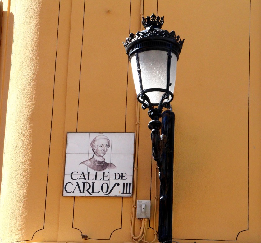 calle carlos III