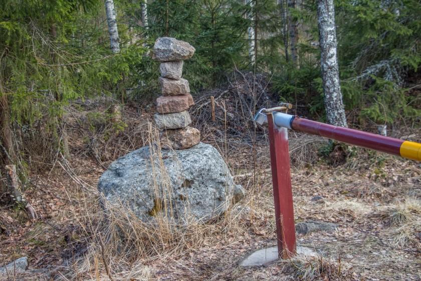 stenbalans Skaget