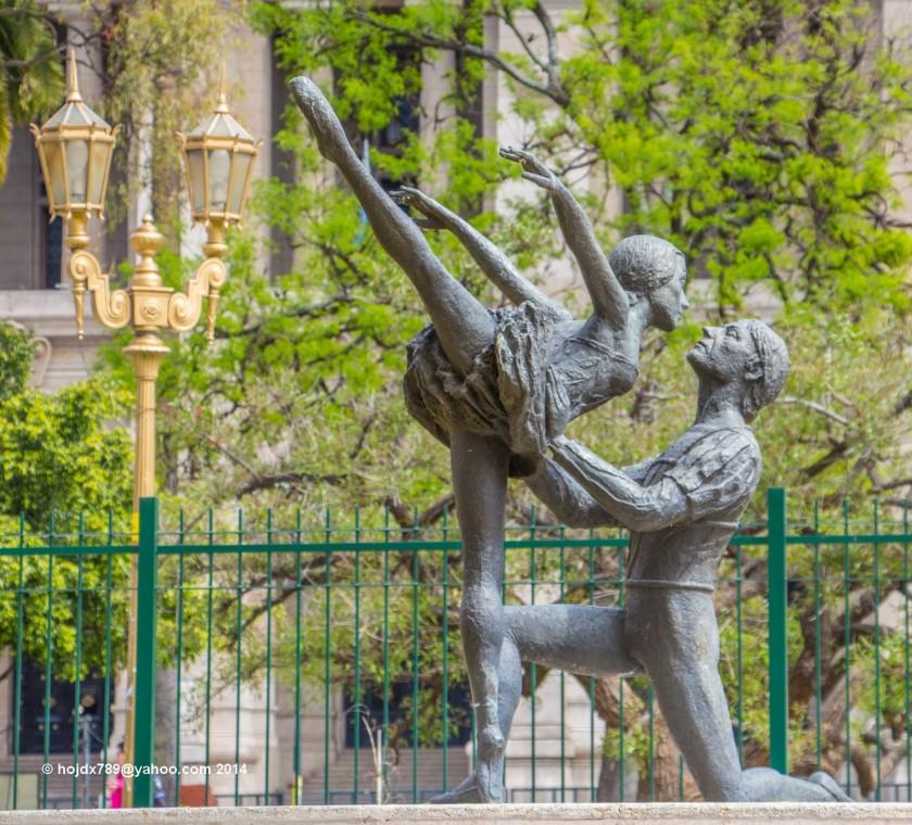 balett i BA