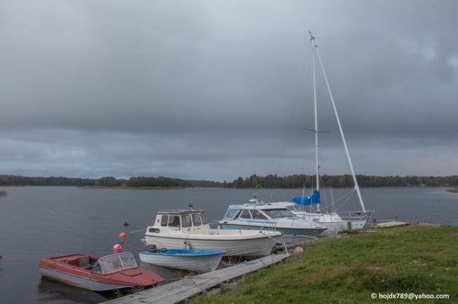 gammel ahlnäs hamn