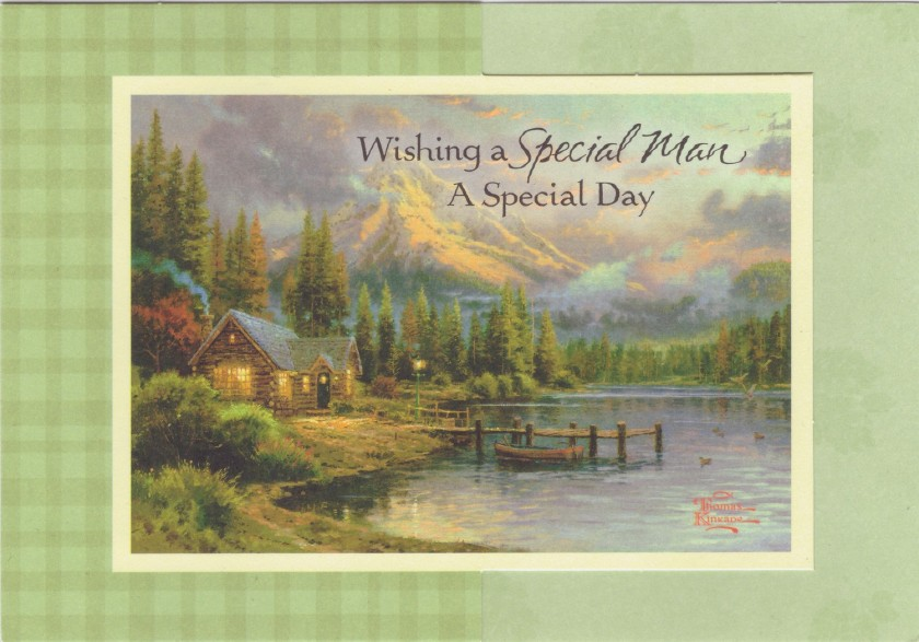 Wishing a specail man
