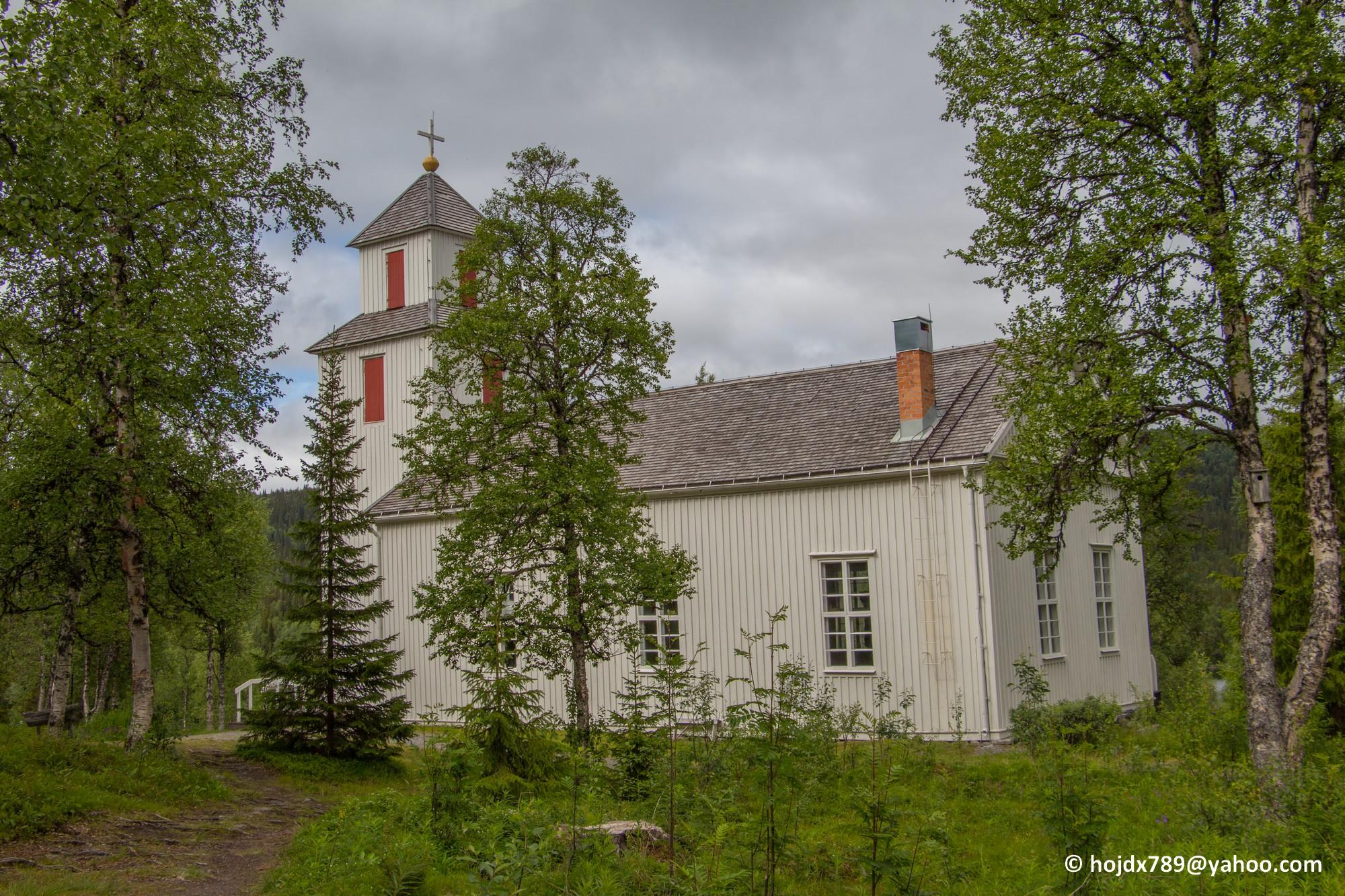 Fatmomakke kyrka