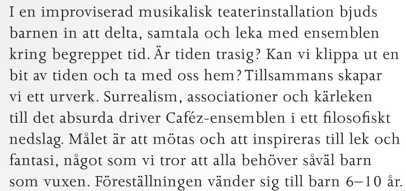 urkult program 2015 med Caféz
