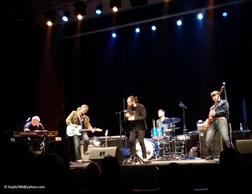 Wentus Blues Band 2016-01-14 at Ritz