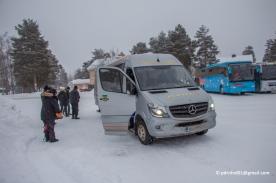 Framme vid Jokkmokk Vintermarknad