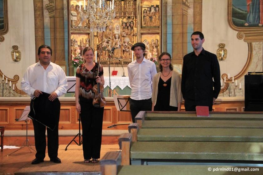 Quinteto Bandango 2013 Vörå
