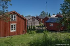 Hus på Stundars