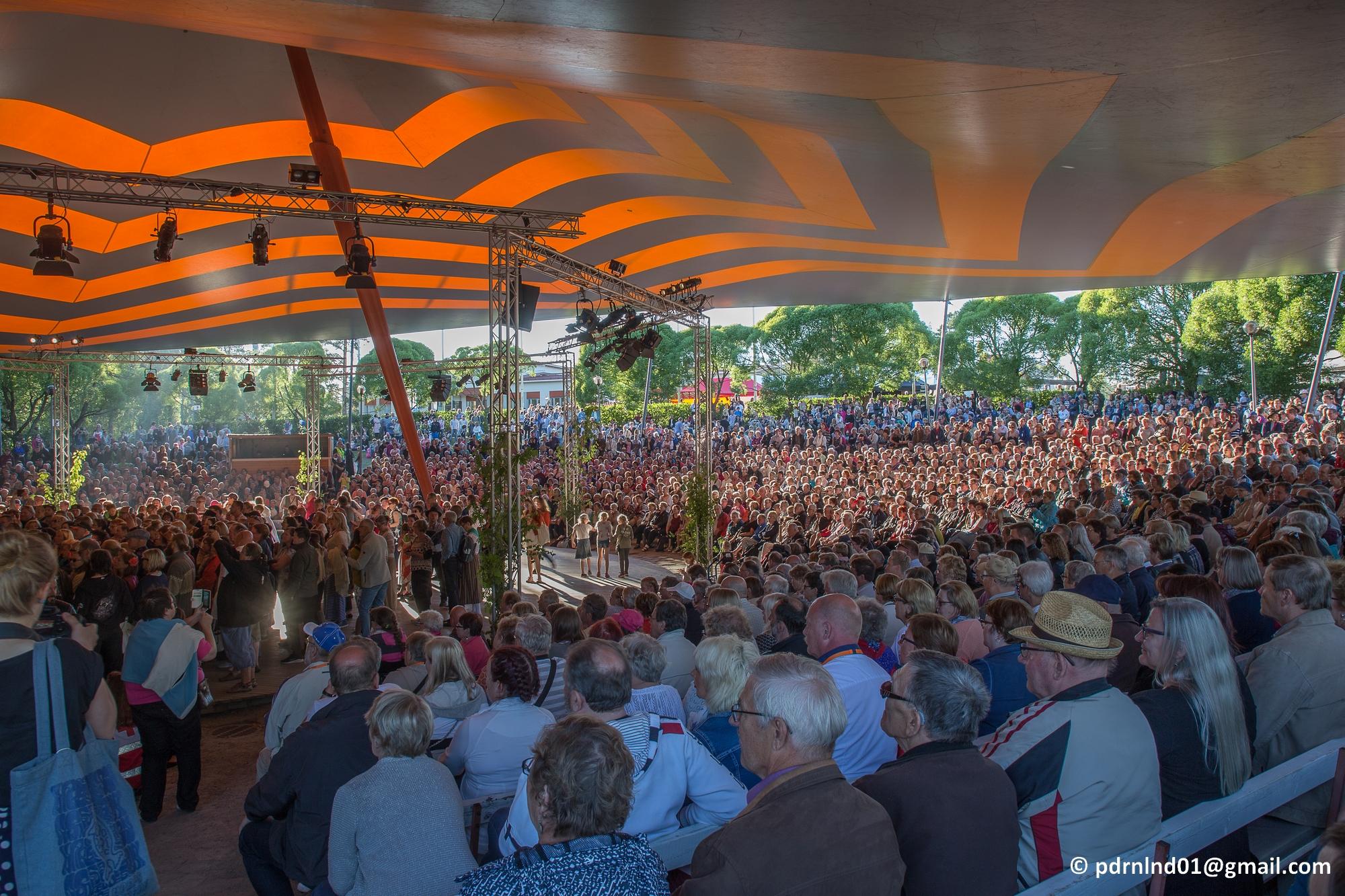 Kaustinen Folk Music Festival 2017